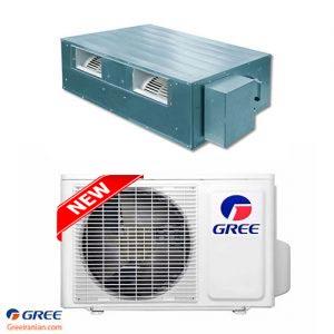 داکت اسپلیت کانالی گری GFH30K3CI/P